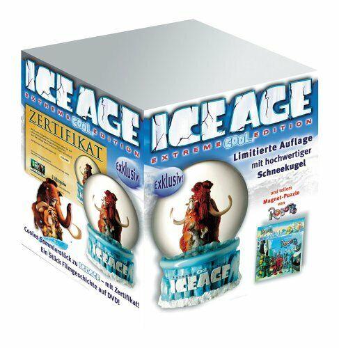 Ice Age - Extreme Cool Edition Box mit Schneekugel (2005)