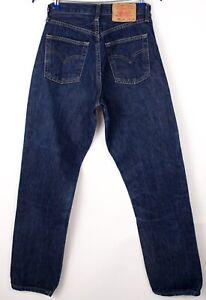 Levi's Strauss & Co Herren 522 02 Gerades Bein Slim Jeans Größe W30 L32 ASZ162