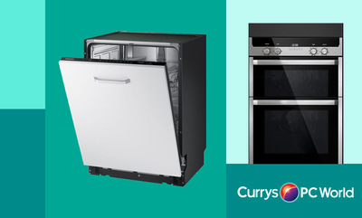 £30 off on over 100 built-in appliances
