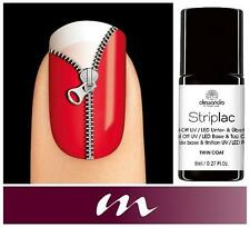 alessandro STRIPLAC Twin Coat 8 ml UV/LED Top & Base Coat m-Beauty24
