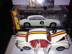 Image Is Loading 1 18 Model Icon 1962 Jaguar Mk2 3