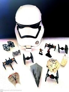 Star-Wars-The-Force-Awakens-Micro-Machines-First-Order-Stormtrooper-Playset-LOT