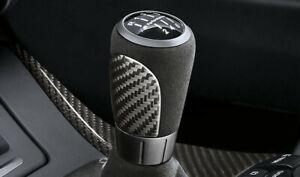 Originale BMW F20 F21 F22 F23 M Performance Pomello Carbonio Alcantara Balg