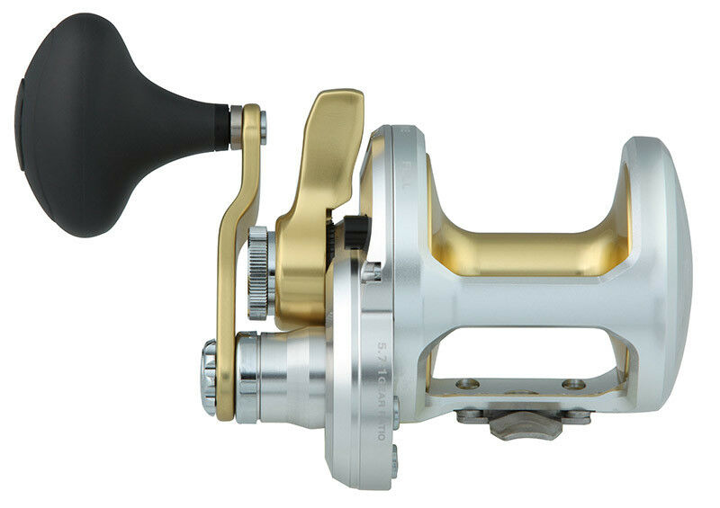 SHIMANO TALICA 12 Mulinello Single Speed Leva Drag Mulinello 12 moltiplicatore 61ab63