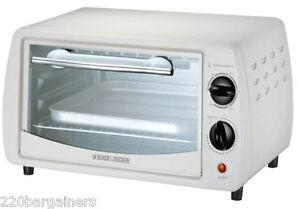 Black & Decker TRO1000 Toaster Oven