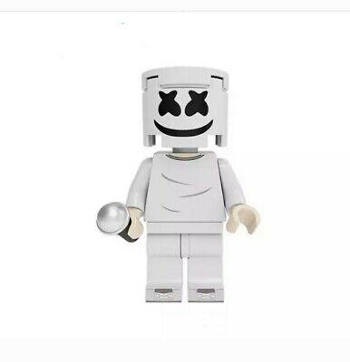 DJ Mellow Jogger Suit Custom Figure #221 US SELLER - FITS LEGO