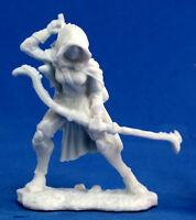 1 X Callie Voleuse - Bones Reaper Figurine Iconic D&d Pathfinder Jdr Rogue 77033