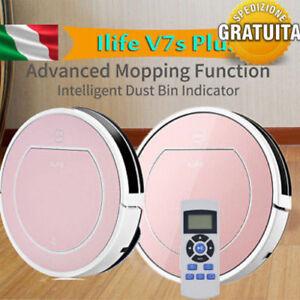 ILIFE-V7s-Pro-Plus-Inteligente-Aspirapolvere-Lavapavimenti-1000PA-Telecomando-EU