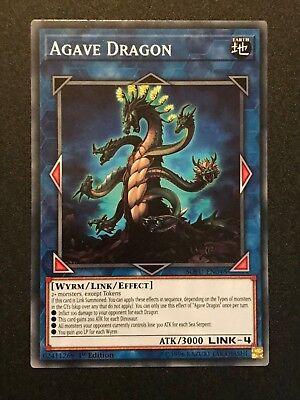 NM Soul Fusion YuGiOh! 3x Agave Dragon SOFU-EN048 Common