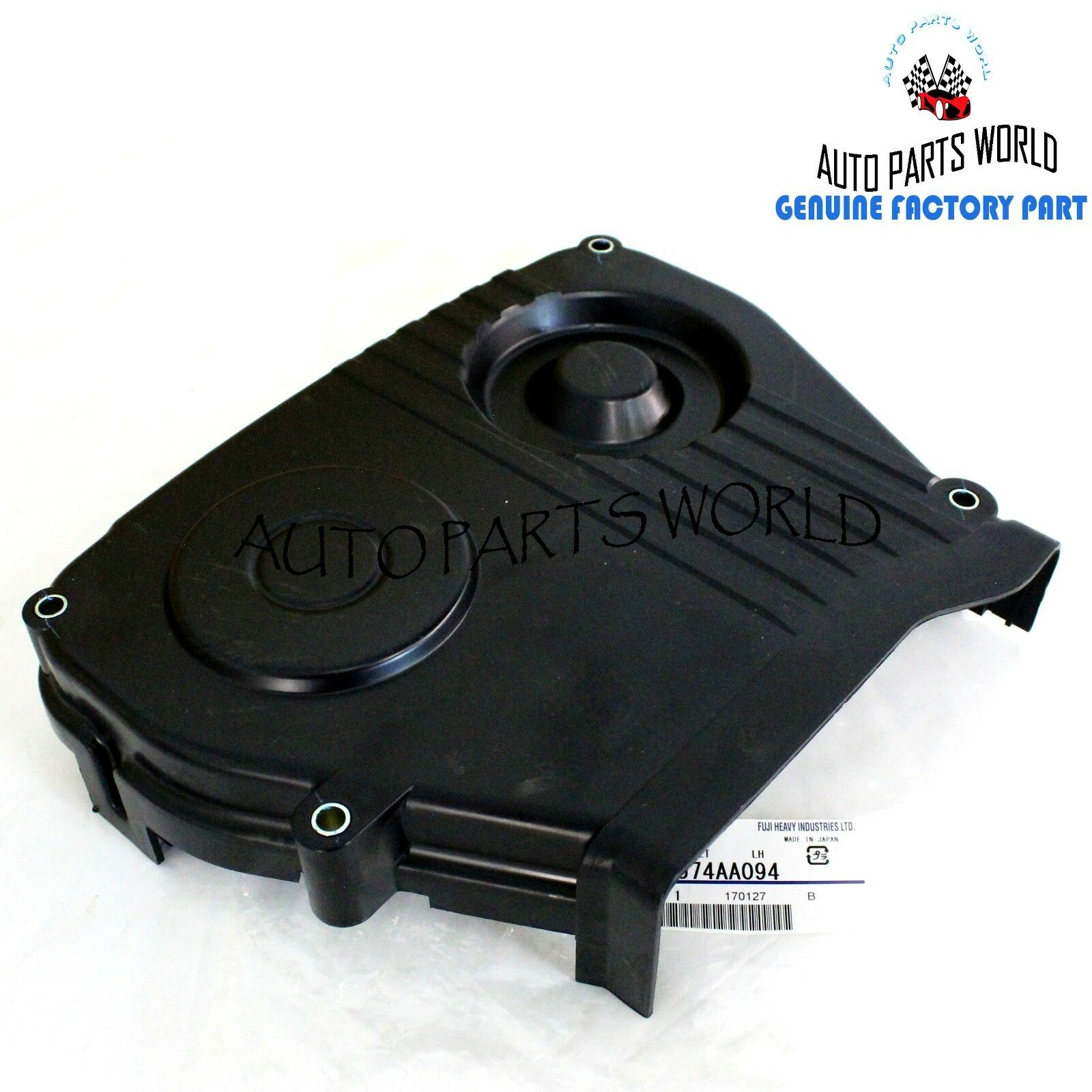 Genuine Subaru Left Front Outer Timing Cover Wrx Sti Turbo Ej205 Engine Diagram Norton Secured Powered By Verisign