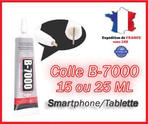 COLLE-GLUE-ADHÉSIF/B-7000/ 15-25ML  CHÂSSIS SMARTPHONE TABLETTE IPHONE SAMSUNG