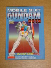 MOBILE SUIT GUNDAM 0079 KAZUHISA KONDO MANGA GN VOLUME 5