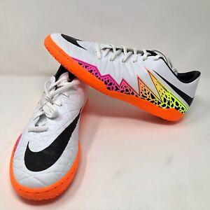 416411231369 NWOB Nike Men's Hypervenom Phelon II IC Soccer Shoe Size 10 Neon 80s ...