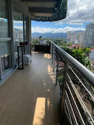 Increible departamento con balcon en L 2 Recamaras en City Towers Green
