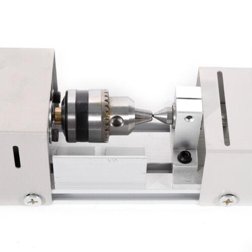 100W Mini Drehmaschine Drechselbank Perlen Poliermaschine Polisher 220V Fast