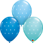 6-x-11-034-Printed-Qualatex-Latex-Balloons-Assorted-Colours-Children-Birthday-Party thumbnail 97