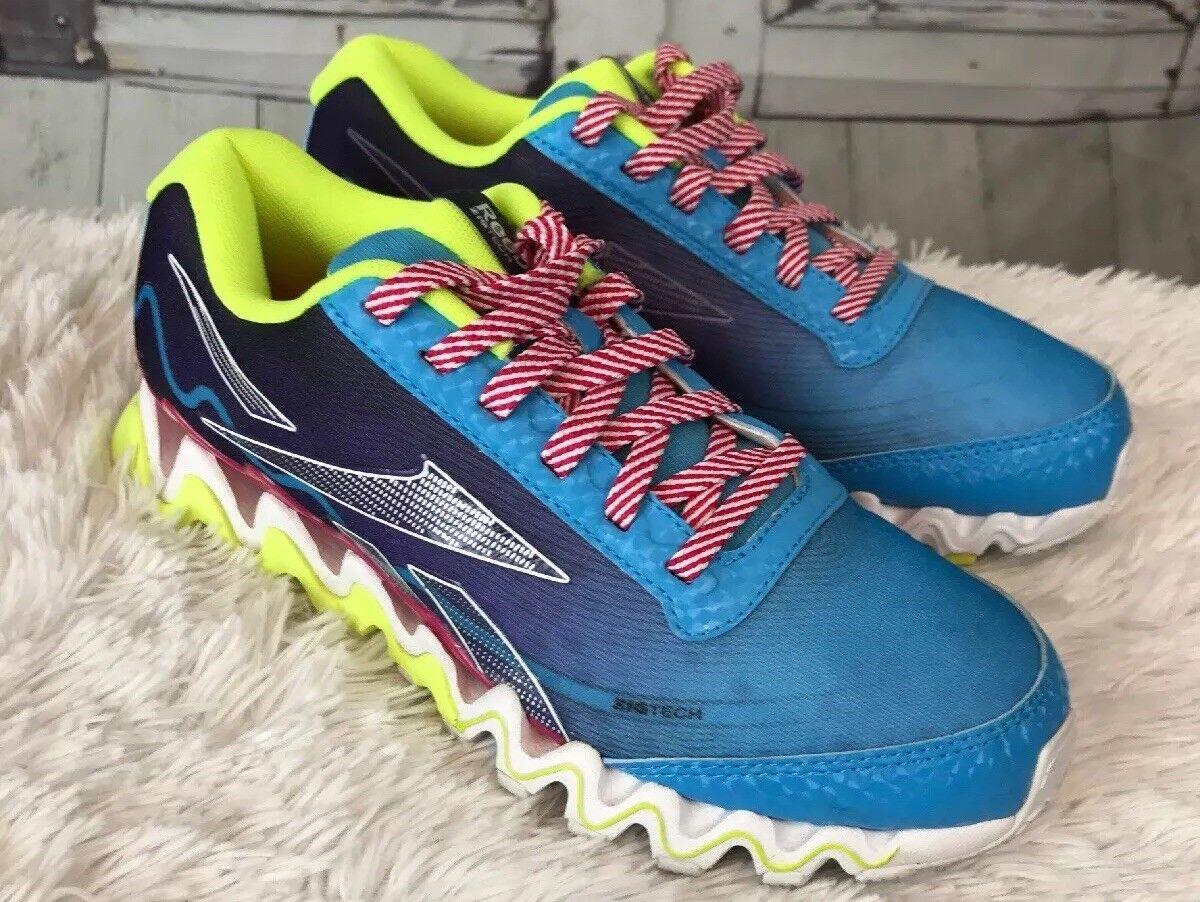 Reebok ZigUltra Zig Tech  Womens Size 5 Performance Running shoes