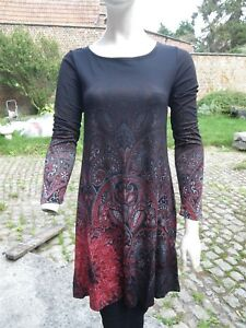 Robe Desigual Modele Jaipur Rgis2818 Ebay