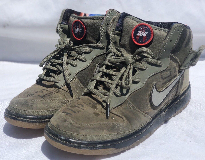Nike hombre SB Dunk QS High Galaxy QS Dunk comodo cf5d91
