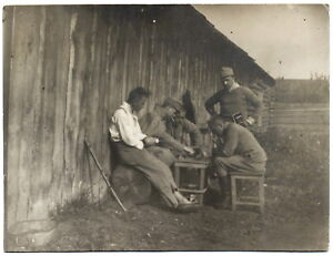 """Foto - """" K.u.k. Soldatengruppe """" - Linz, Österreich - Foto - """" K.u.k. Soldatengruppe """" - Linz, Österreich"""