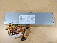 Lot of 10 Genuine Dell 240W Optiplex 390 790 990 SFF Power Supply H240ES-00 etc