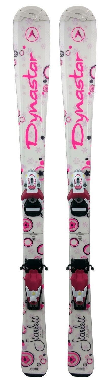 Dynastar Starlett Youth 120 cm Skis with Team 4 RL Bindings - NEW