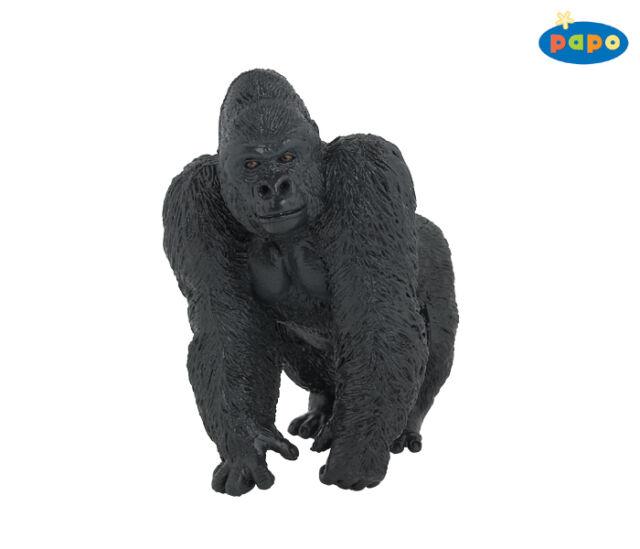 Papo 50034 Gorilla 8,0 cm Wildtiere