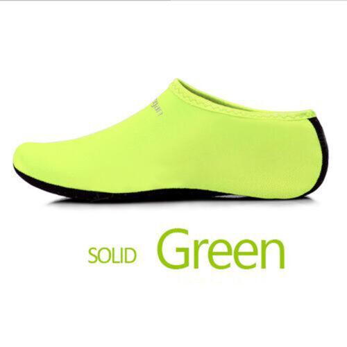 Unisex Barefoot Water Skin Shoes Aqua Socks for Beach Swim Surf Yoga Exercise ST