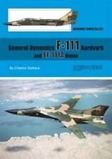 Warpaint Series No.104 - General Dynamics F-111 Aardvark & EF-111A Raven    Book