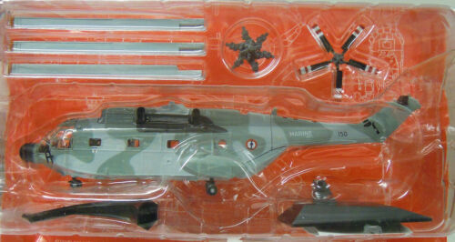 "Aerospartiale SA-321 /""Super Frelon/"" 1:72 Atlas Fertigmodell Metall,"