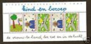 Nederland-1390-Kinderzegels-1987-blok-gestempeld-USED