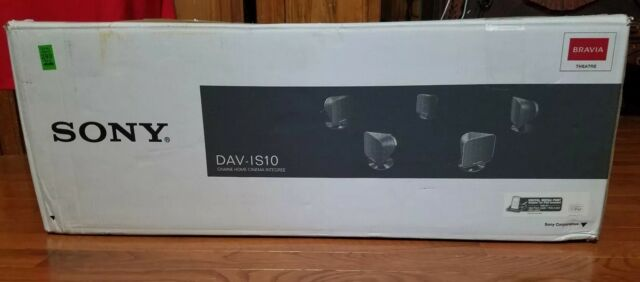 Sony DAV-IS10 5.1 Channel Home Theater System
