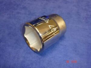 Single 41mm Unior 1 4 602734 Socket Hex Drive 3 Point 197 6 Square rXfqxfO