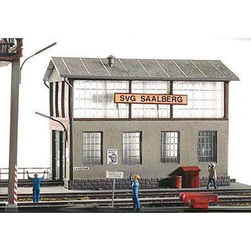 PIKO Locomotive Repair Shop Kit HO Gauge 61101