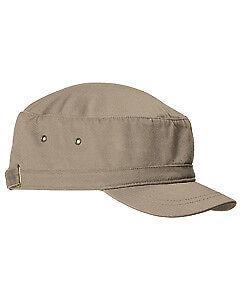 Big Accessories Short Bill Cadet Cap-BA501