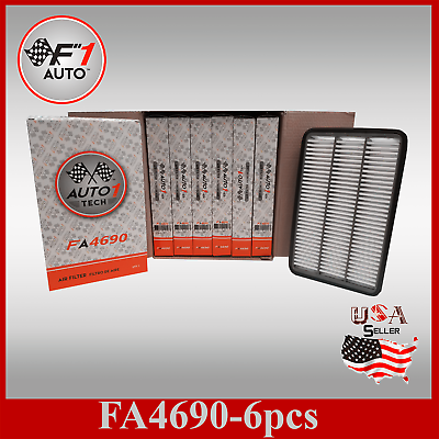 WHOLESALE AIR FILTER AF4690 FOR AVALON CAMRY SIENNA SOLARA PACKAGE OF 12