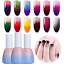 10ml-Waerme-3-Farben-Temperatur-Farbe-Andern-Soak-Off-UV-Gellack-DIY-Born-Pretty Indexbild 1
