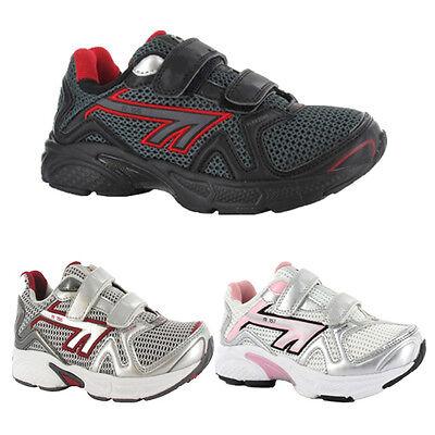 Boys Girls Kids Hi-Tec Running Jogging Sports Trainers UK Infant 10-4