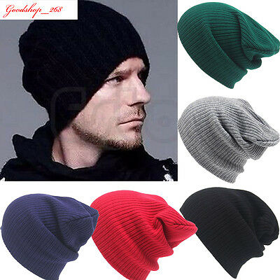 Men Women Flowers Paddle Surf Board Skull Hat Beanie Cap Winter Knit Hat Cap
