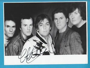 ERIC-BURDON-in-person-signed-glossy-PHOTO-18-x-24-cm-9-4x7-inch