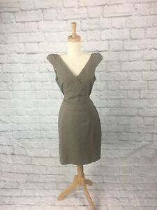 Cue-tweed-career-dress-size-12