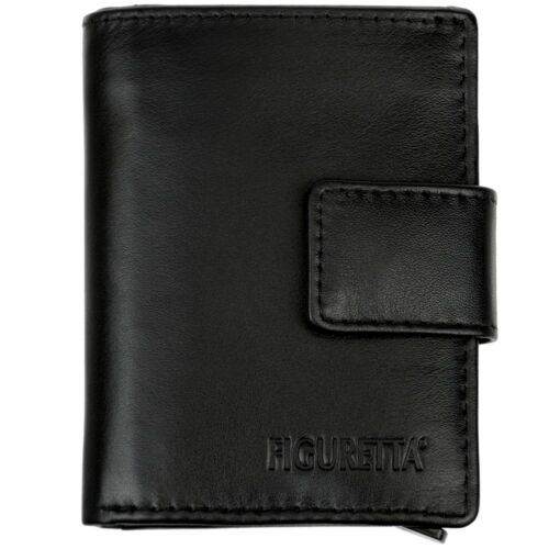 Aluminium Cardprotector Brieftasche Portemonnaie Figuretta Leder Rfid Kartenetui Ud7pUqwt