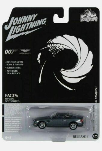 2002 aston martin v12 ** James Bond la Another Day ** 2020 Johnny Lightning 1:64