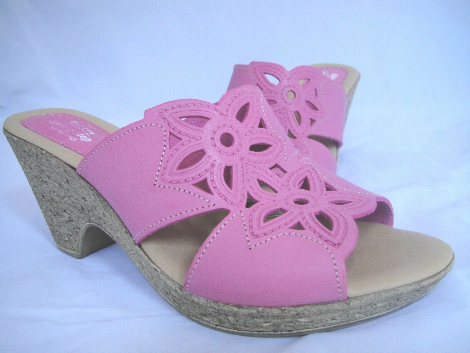 New Spring Step Accent platform Sandales 42 Damenss sz10.5 -11 EUR 42 Sandales   made  50565e