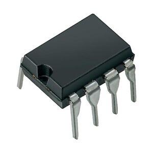 10 Pcs. Tl082 Tl082cn J-fet Dual Op-amp - Sgs Thomson Beau Lustre