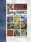 Dating Fabrics a Color Guide 1800-1960 9780891458845 by Eileen Trestain