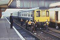 British Rail DMU View 31 Rail Photo