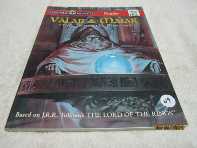 VALAR & MAIAR: PEOPLES (MIDDLE-EARTH ROLE PLAYING) By P. Fenlon