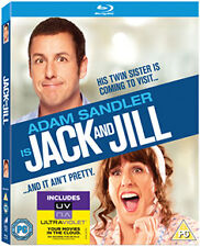 JACK AND JILL - BLU-RAY - REGION B UK