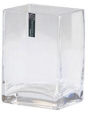 Ravenhead Clear Glass Tank Flower Plant Vase - 14cm - FREE P&P